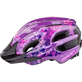Red Cycling Products Rider Girl Helm Meisjes, violet/roze